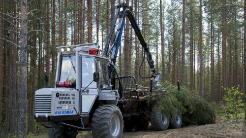 Equus & Vimek  Forest Machines